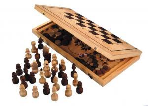 Шахматы, нарды 2 в 1