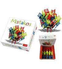 Настольная игра стульчики Mistakos Мистакос