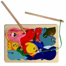 Магнитная рыбалка-мозаика Рыбалка Крона
