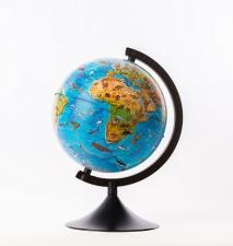 Глобус Зоогеографический Детский 210 мм