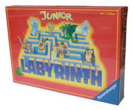 Настольная игра Сумасшедший лабиринт джуниор