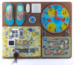 Бизиборд для мальчика BusyBoard