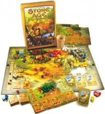 Настольная игра 100000 лет до нашей эры Каменный век