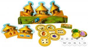 Настольная игра Каменный век Junior