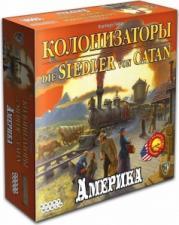 Настольная игра Колонизаторы: Америка