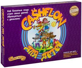 Настольная игра Денежный поток для детей Cash Flow