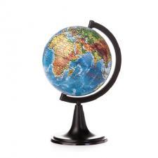 Глобус Земли физический 120 мм Классик