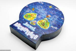 Настольная игра Шакал: Архипелаг