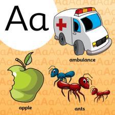 Сундучок знаний: ABC. Учим английский