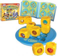 Настольная игра-головоломка Сырные мышки