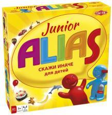 Настольная игра Алиас Джуниор Скажи иначе для детей Alias Junior