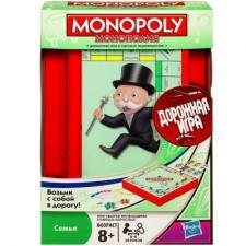 Настольная игра Монополия (Дорожная игра)