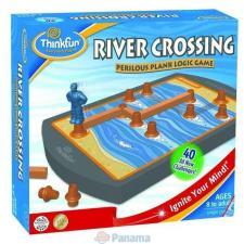 Головоломка Опасная переправа River crossing