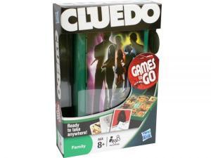 Настольная игра Hasbro Клуэдо дорожная Cluedo travel