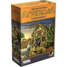 Настольная игра Агрикола издание 2016