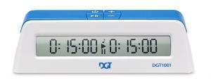 Шахматные часы DGT 1001 белые