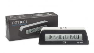 Шахматные часы DGT 1001 черные