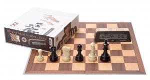 Шахматный набор Box brown