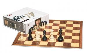 Шахматный набор Box grey