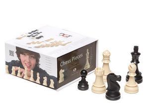 Пластиковые шахматные фигуры DGT 96 мм
