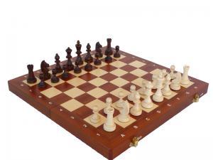 Шахматы Tournament 3 маркетри 35*35 см