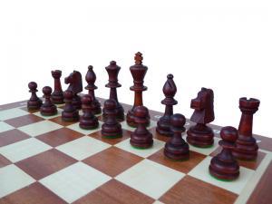 Шахматы Tournament 3 маркетри 40*40 см