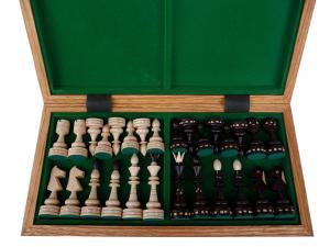 Шахматы ручная работа 54*54 см светлые