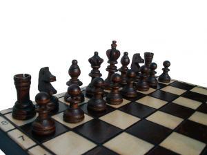 Шахматы ручная работа 28*28 см