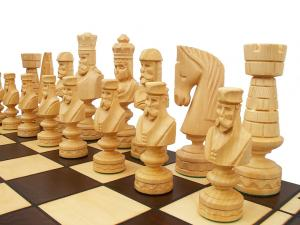 Шахматы Цезарь большой