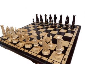 Шахматы ручная работа клен