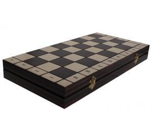 Шахматы ручная работа 50*50 см темные