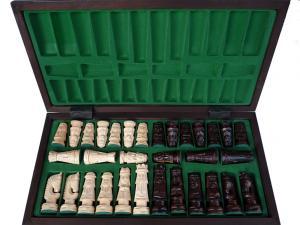 Шахматы ручная работа 55*55 см