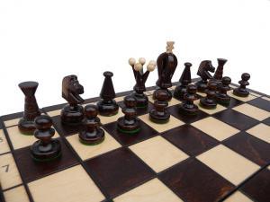 Шахматы ручная работа королевские средние