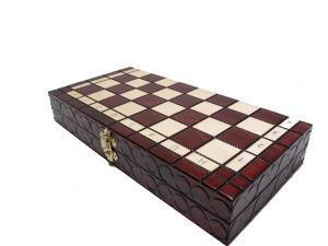 Шахматы ручная работа королевские малые
