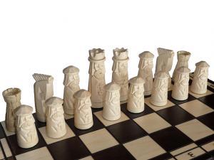 Шахматы ручная работа крупные