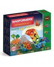 Магнитный конструктор Магформерс Magformers Mini Dinosaur set