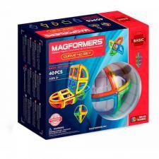 Магнитный конструктор Магформерс Magformers Curve 40 set