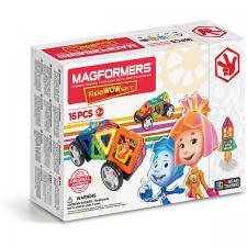 Магнитный конструктор Магформерс Magformers Fixie Wow set