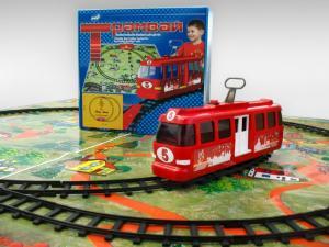 Железная дорога Трамвай-2