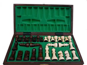 Шахматы ручная работа 26*26 см