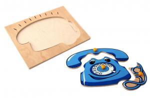 Рамка-вкладыш Телефон ЛЭМ