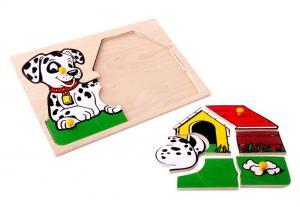 Рамка-вкладыш Собачка с будкой ЛЭМ