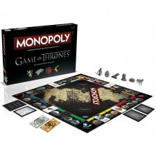 Настольная игра Монополия. Игра Престолов
