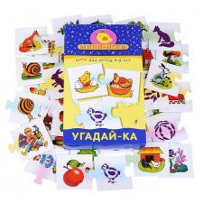 Развивающая игра Угадай-ка Мини-игры