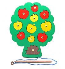 Игра с магнитами Собираем урожай