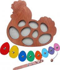 Игра с магнитами Курочка-несушка