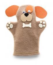 Кукла на руку Собачка
