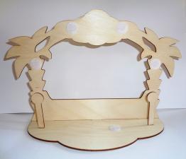 Театр на столе Африка