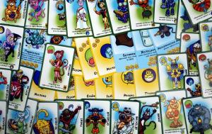 Настольная игра Котовасия