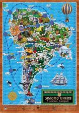 Настольная игра Золото инков В поисках Эльдорадо